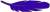 Lupe aus Muranoglas
