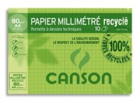 CAN P/10F PAP MILLI A4 RECYCLE 200777102