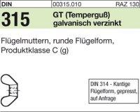 DIN315 M16