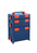 Súpravy s kufríkmi na náradie BoxOnBox