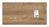Glas-magneetbord artverum®_gl258_w_glasmagnetboard_artverum_design_natural_wood