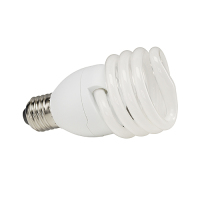Philips Kompaktleuchtstofflampe E27 Energiesparleuchtmittel, 23W, Spiralform, 2700K