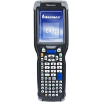 """Intermec CK71 PDA 8,89 cm (3.5"""") 480 x 640 Pixels Touchscreen 584 g Zwart"""