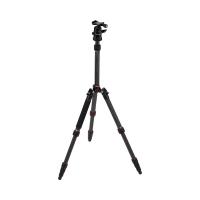 Rollei Compact Traveler No. 1 Carbon Stativ Digitale Film/Kameras 3 Bein(e) Schwarz