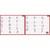 CBG Ardoise Blanche effaçable à sec format 21 x 26,5cm, avec l'aphabet en majuscule cursive