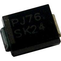 Panjit 1SMB2EZ10 Zener Diode 10V 2W 5% DO-214AA