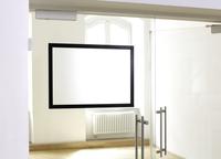 Durable Duraframe Poster A2 magnetic frame Black