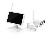 Technaxx Premium TX-29 Videoüberwachungskit Verkabelt & Kabellos