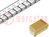 Kondensator: Tantal-Polymer; 100uF; 6,3VDC; Geh: B; 1411; ESR:40mΩ