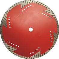 Diamanttrennscheibe GT 911, 115 x 25,4 mm, SH 10, SB 2,2, Naturstein, gesintert, Premiumqualität