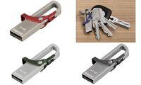 "hama USB 2.0 Speicherstick FlashPen ""Hook-Style"", 64 GB (16123922)"