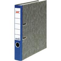 Staples Ordner A4 50mm m.farbig.Rücken blau