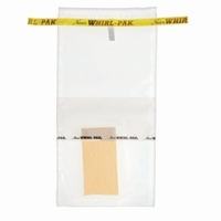 532ml Sample bags Whirl-Pak® PE with sponge dry Cellulose Dimensions (D x W) 115 x 230 mm Thickness 0.064 mm Description