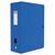 ELBA Boîte de classement Memphis, dos de 10 cm, en polypropylène 7/10e coloris bleu