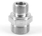 Parker GE22ZLR1/2EDCF Male stud connector 22L G1/2""