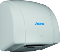 SARO Hand Dryer Model SIROCCO GSX 1800 Ideal for restaurants, hotels, industry,