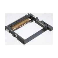 Hirose Compact Flash Steckverbinder, 1.27mm, 50-polig, 2-reihig, Stecker, rechtwinklig, Compact Flash Speicherkarte