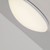 Fakir LED Wand- und Deckenleuchte 30cm weiß