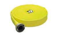 Universalschlauch Syntex SIGNAL gelb A/110 mit Kupplungen, 30 m