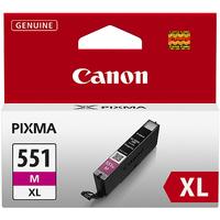 Canon CLI-551M XL, XL-Tintentank Magenta