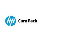 Hewlett Packard Enterprise U4AF0E IT support service