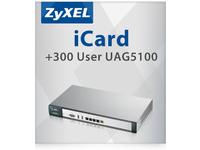 LIC-SX E-ICARD EXTENSION USER LIC 300 NODES FOR UAG5100 Feeds