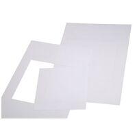 Papiereinlage für Türschild