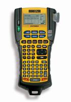 Rhino 5200 Industrielles Beschriftungsge rmit Thermo-Transferdruck, ID1 Etikett
