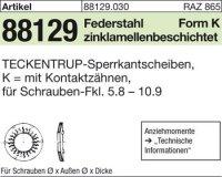 TECKENTRUP-Sperrkants. K6x12,2x1,2
