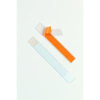 Beschriftungsfenster Schildfix®, selbstklebend, 200x30mm, transparent