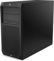 HP Z2 G4 Intel® 8de generatie Core™ i7 i7-8700 8 GB DDR4-SDRAM 256 GB SSD Tower Zwart Workstation Windows 10 Pro