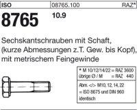 ISO8765 M20x1,5x75