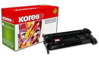 Kores Toner G1204RBS ersetzt hp Q6470A/Canon 711BK, schwarz (4212777)