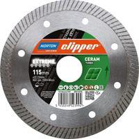 Artikeldetailsicht Diamant-Trennscheibe CLIPPER SuperGresXT EVO 115x22,23