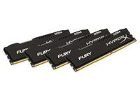 FURY 16GB 2666MHz DDR4 Kit 4 DDR4