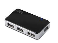 Hub USB 2.0, 4-Port, Digitus® [DA-70220]