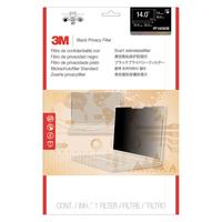 """3M Filtre de confidentialit� Noir Touch �cran bord � bord pour PC portable 14,0"""" 16:09 PF140W9E"""