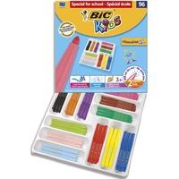 BIC Classpack de 96 feutres Visacolor 12 couleurs assorties