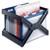 DURABLE Bac de classement Carry Plus pour dossiers suspendus escamotable L360 x H270 x P320 mm