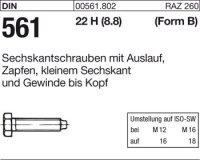 DIN561 BM30x70