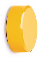 MAUL Magnet MAULpro 34mm gelb