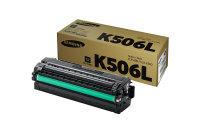 Samsung CLT-K506L Toner Schwarz