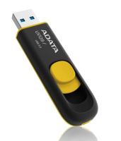 ADATA DashDrive UV128 16GB USB flash drive USB Type-A 3.2 Gen 1 (3.1 Gen 1) Black,Yellow