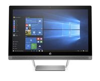 """HP ProOne 440 G3 3.4GHz i3-7100T 23.8"""" 1920 x 1080Pixels Zilver Alles-in-één-pc"""
