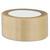5 ETOILES Adh�sif d'emballage en PVC 52 microns - H50 mm x L66 m�tres Transparent