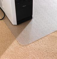 Computex Advantagemat Anti Static Chair Mat Carpet 1200x1500mm Clear Ref FC3115225EV