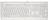 Cherry KC 1068, IP68 zertifiziert, Kabelgebunden, USB, weiß
