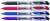 EnerGel Liquid Gel-Tintenroller BL57, Recycology, nachfüllbar, 0,35 mm, Schwarz Bild 2