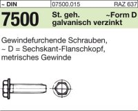 DIN7500 DM6x20