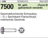 DIN7500 DM8x25